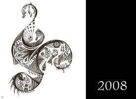 Calendar for 2007 by thepurplemonster