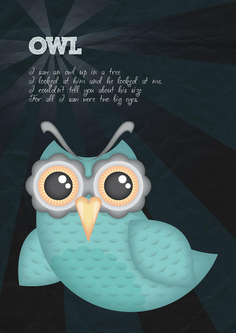 OWL poem by JainaOkamii