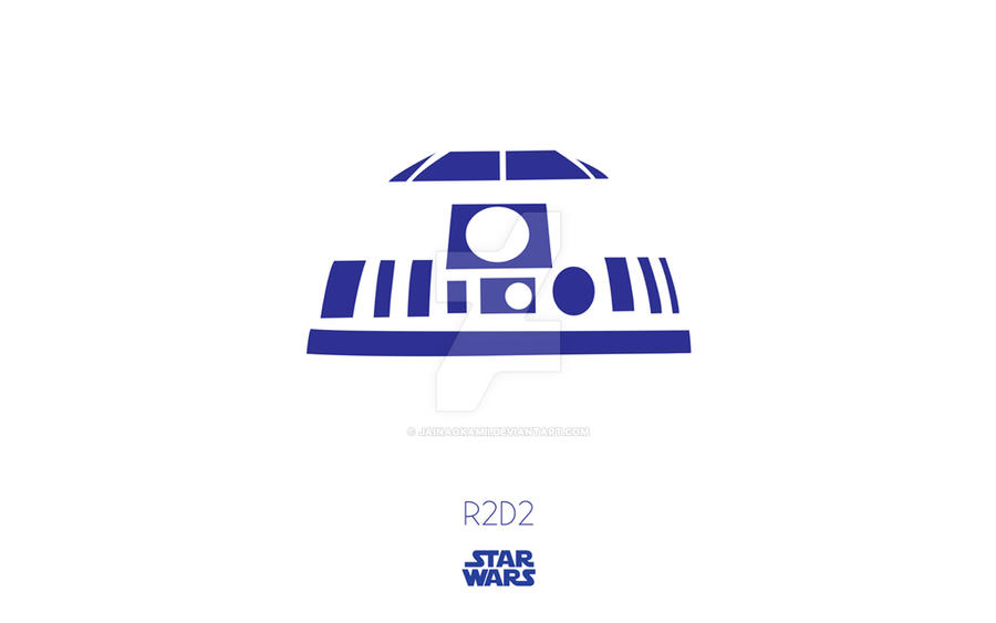STAR WARS Collection R2D2 By JainaOkamii