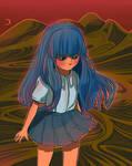 Rika Furude from Higurashi