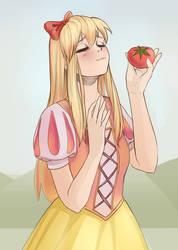 Kyoko from Yuru Yuri by 0cilo