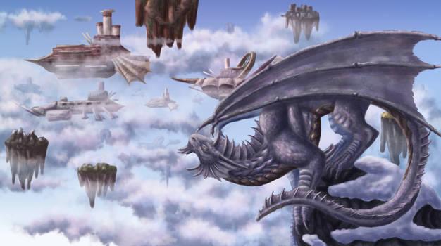 DnD: Of Dragons and Airships