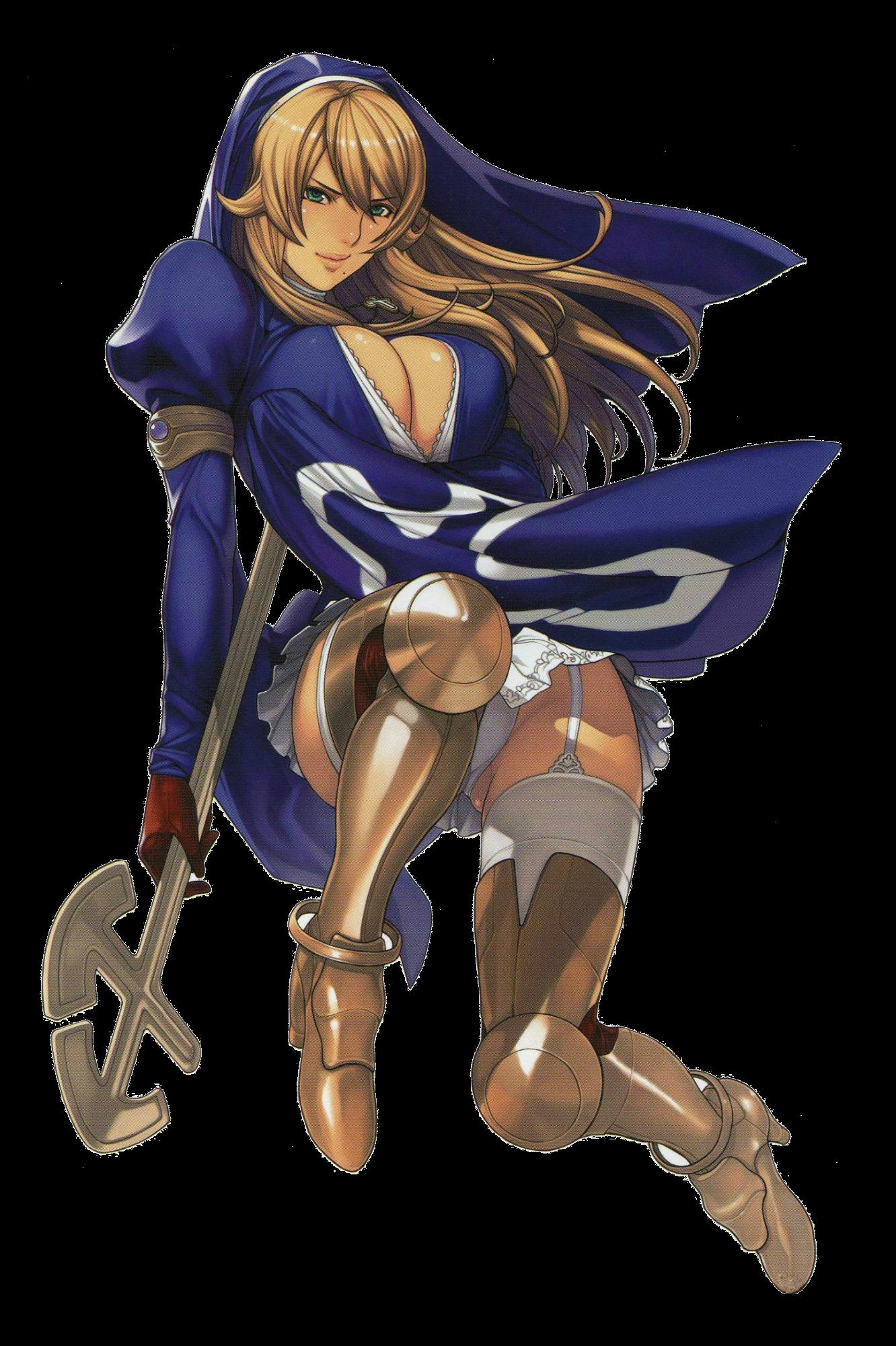 blade rebellion s tentacle porn Queen
