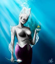 Mermaid by CarlosMatallanaDiaz