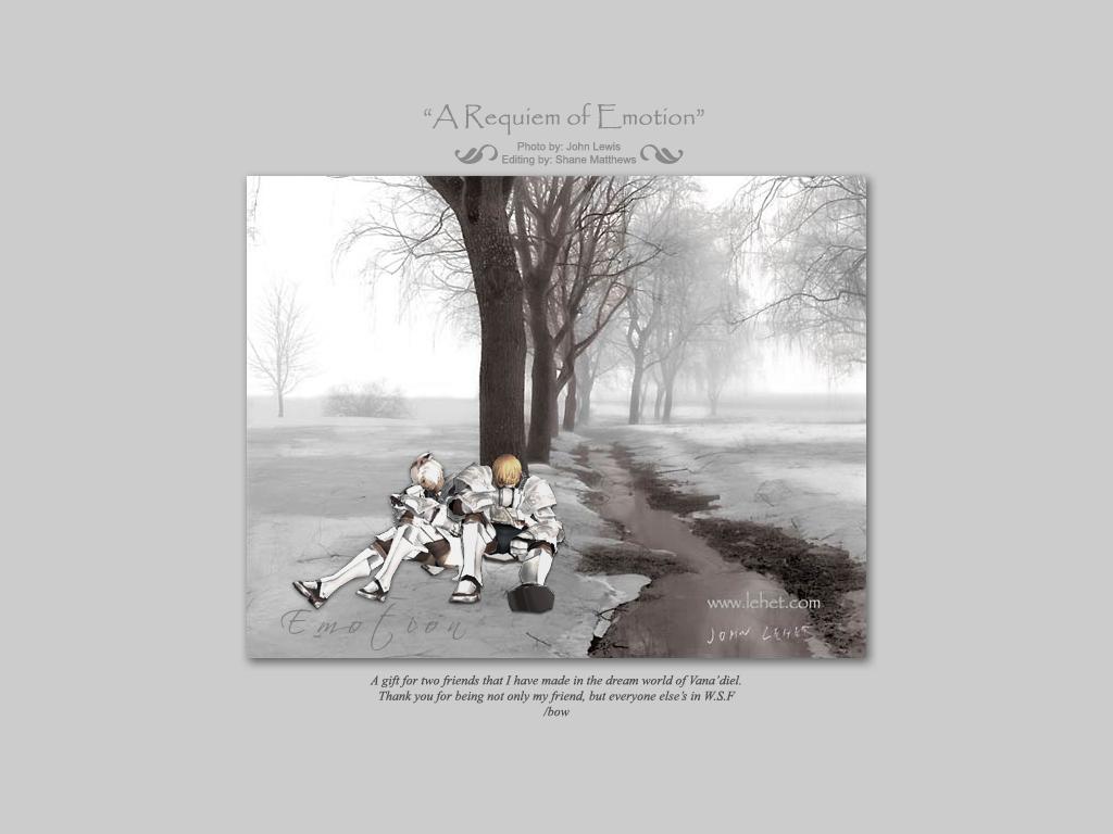 A Requiem of Emotion by Lykan