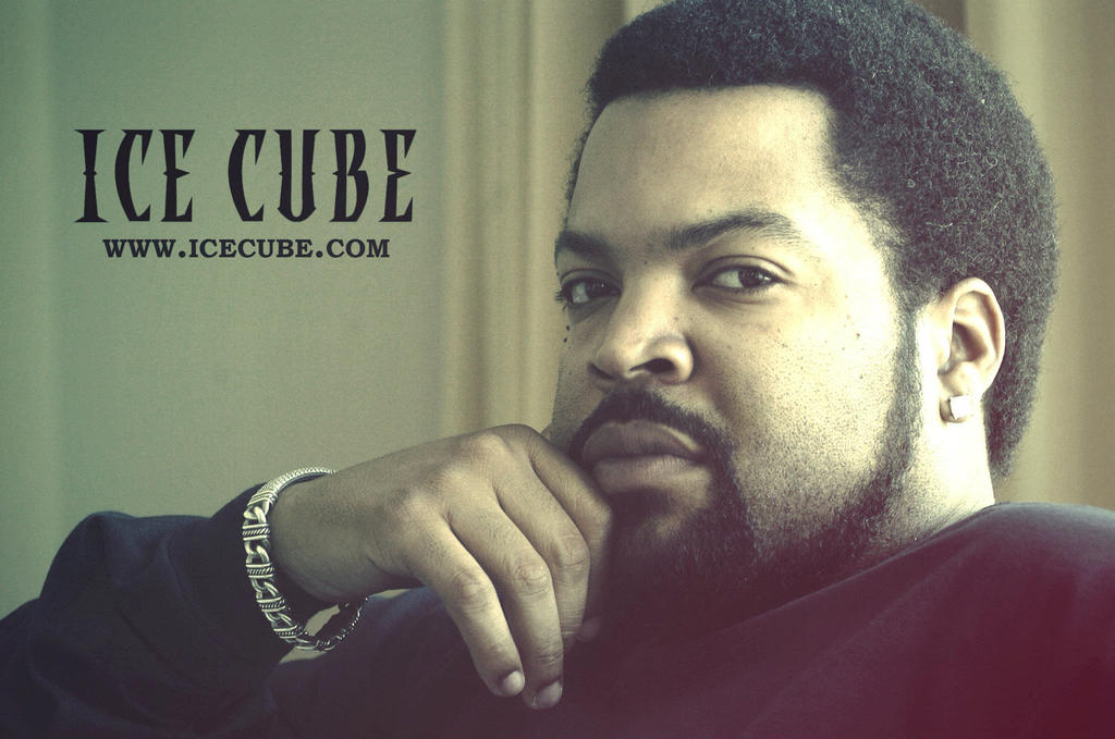 Ice Cube Wallpaper By MeKo213