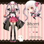 Shorri Chara Sheet