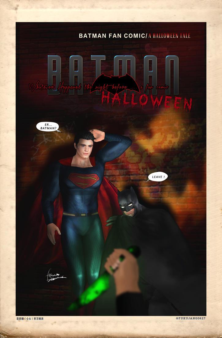 Superbat A Halloween tale (2016) 01 by freakyzzang
