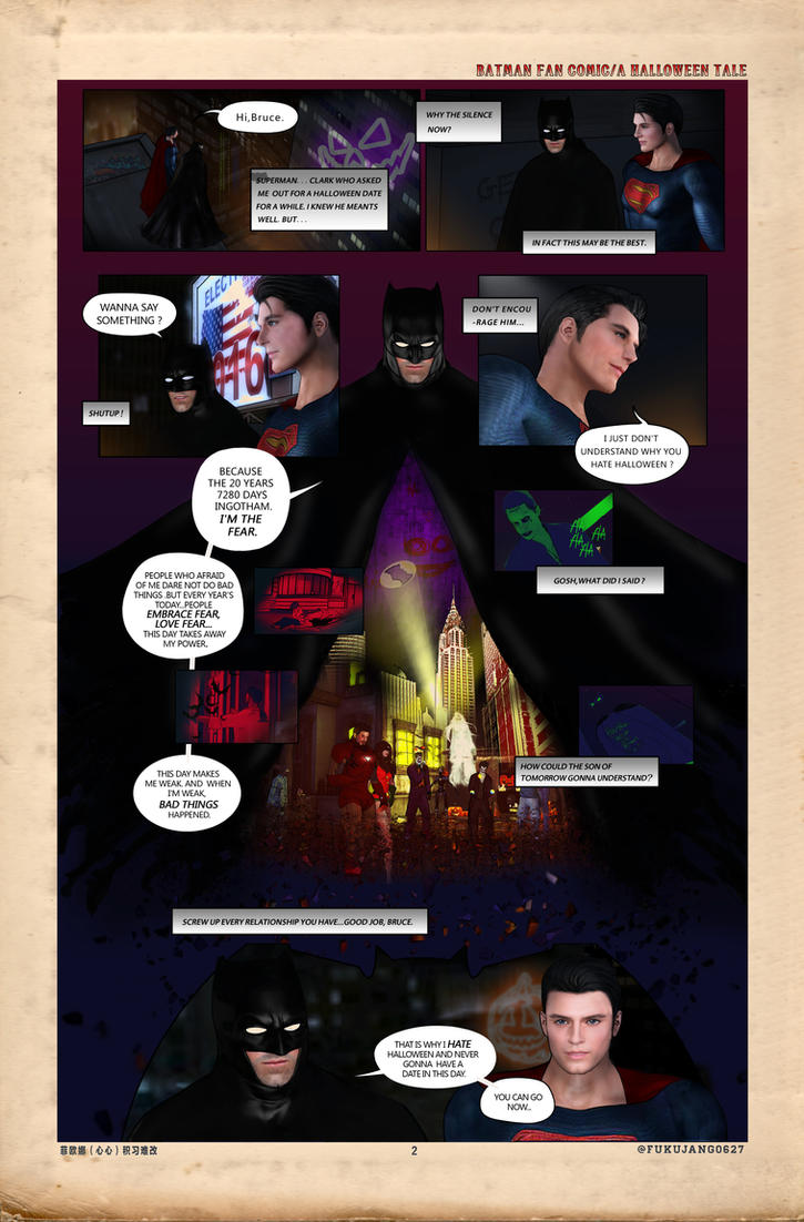 Superbat A Halloween tale (2016) 03 by freakyzzang