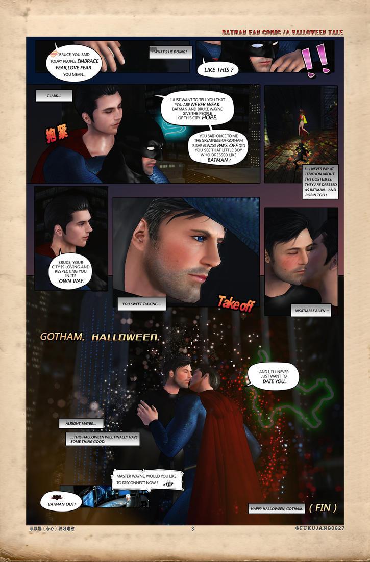 Superbat A Halloween tale 2016- 04 by freakyzzang