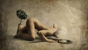 L'ammiratrice by StefanoBonazzi