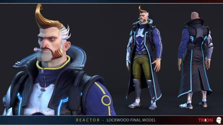 ATLAS REACTOR - LOCKWOOD