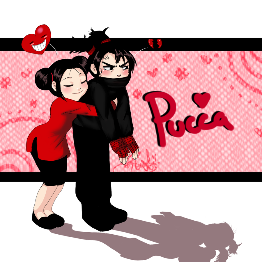 Pucca fanart by Jennycah on DeviantArt