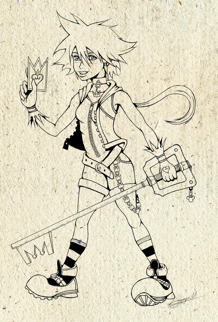 Sora Female by MUsashiTong