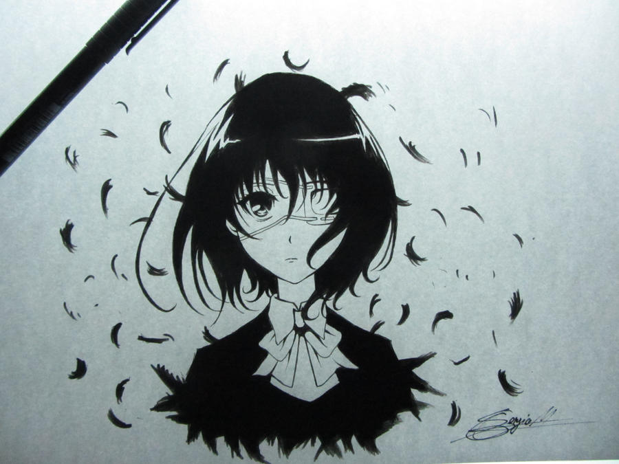 Misaki Mei by MUsashiTong