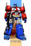 Optimus Prime GeeWun