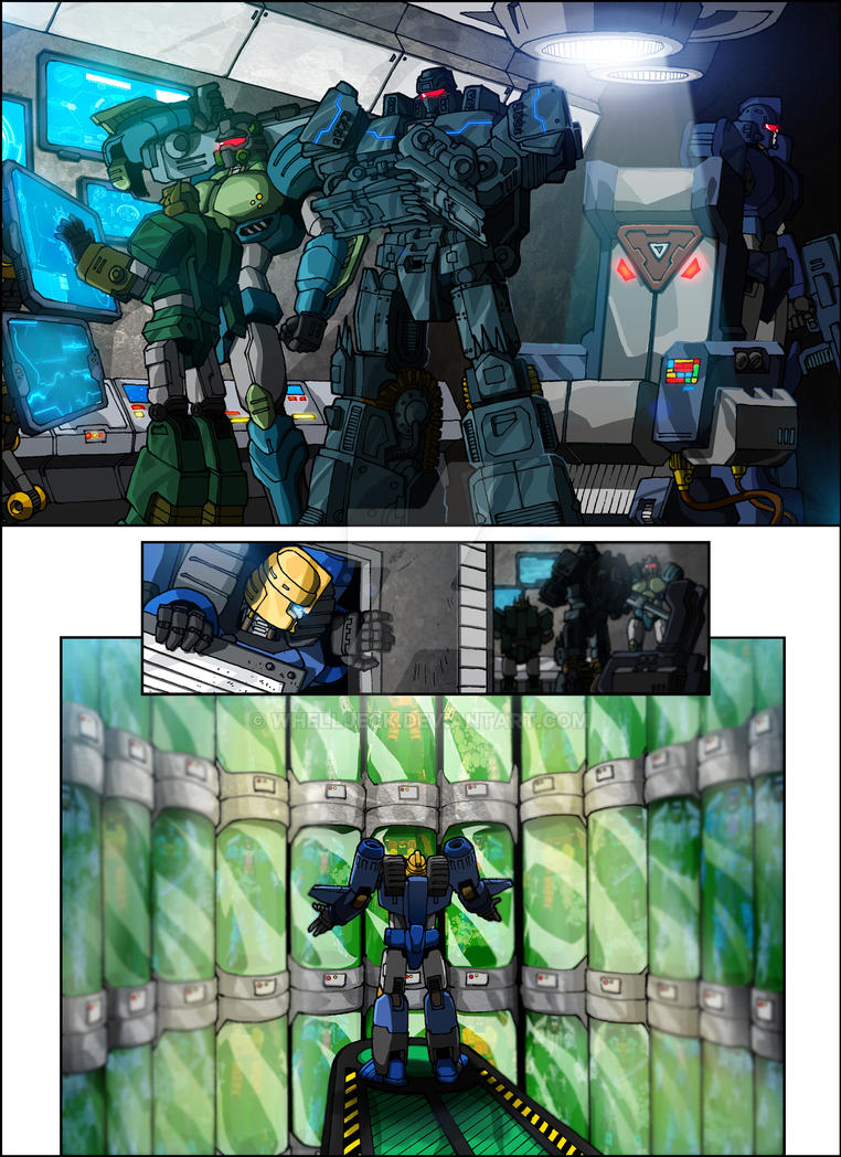 Mastermind Creations - Commotus - Page #5 by Whelljeck
