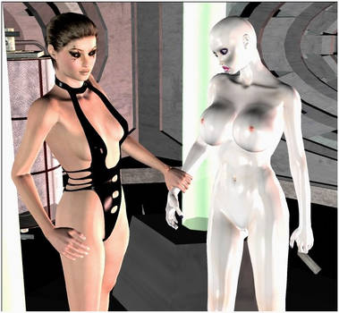 Space Story 44 by Dollmistress