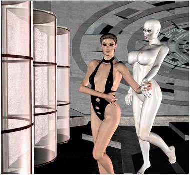 Space Story 45 by Dollmistress