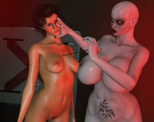 Piercing IV by Dollmistress