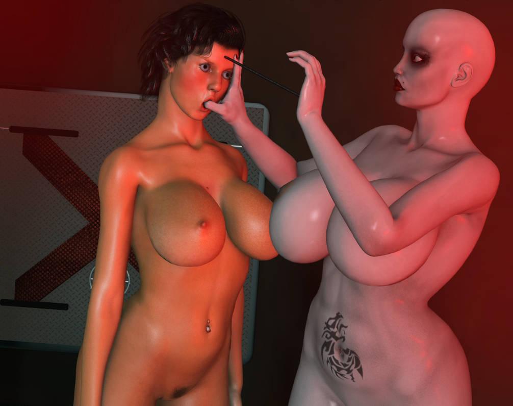 Piercing VII by Dollmistress