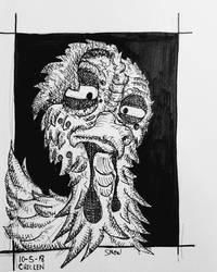 Day 5 - Chicken by NewMetamorphosis