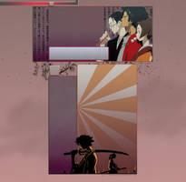 Request: Samurai Champloo YTBG by Yumi19960823