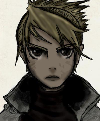 Hawkeye by nika-chann