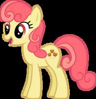 Apple Bumpkin (Apple Family Collab) by RainbowPlasma