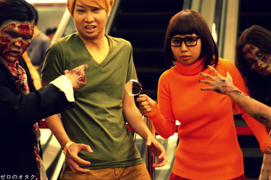 Velma And Shaggy Scooby Doo By Fuurizero