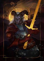 Minor Arcana: Swords by truei