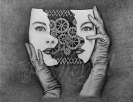 Klockwork Kate by Greyfell-Fine-Art