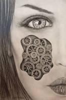 The Biological Clock by Greyfell-Fine-Art