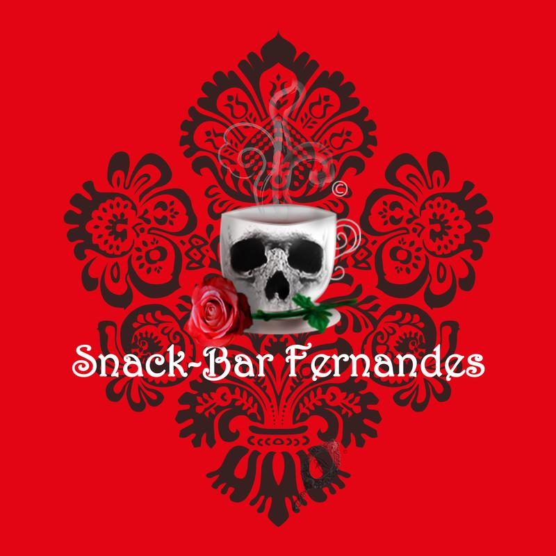 Logo SnackBar Fernandes by LustRusso