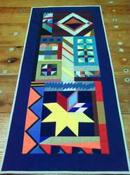 commissiond crazy quilt