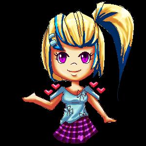 Aura :Request: by Missvirginia