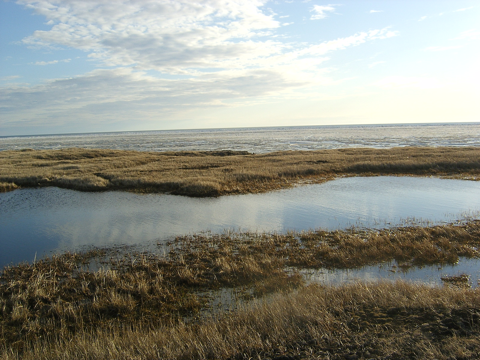 Sea pond sky 2 by Arctic-Stock