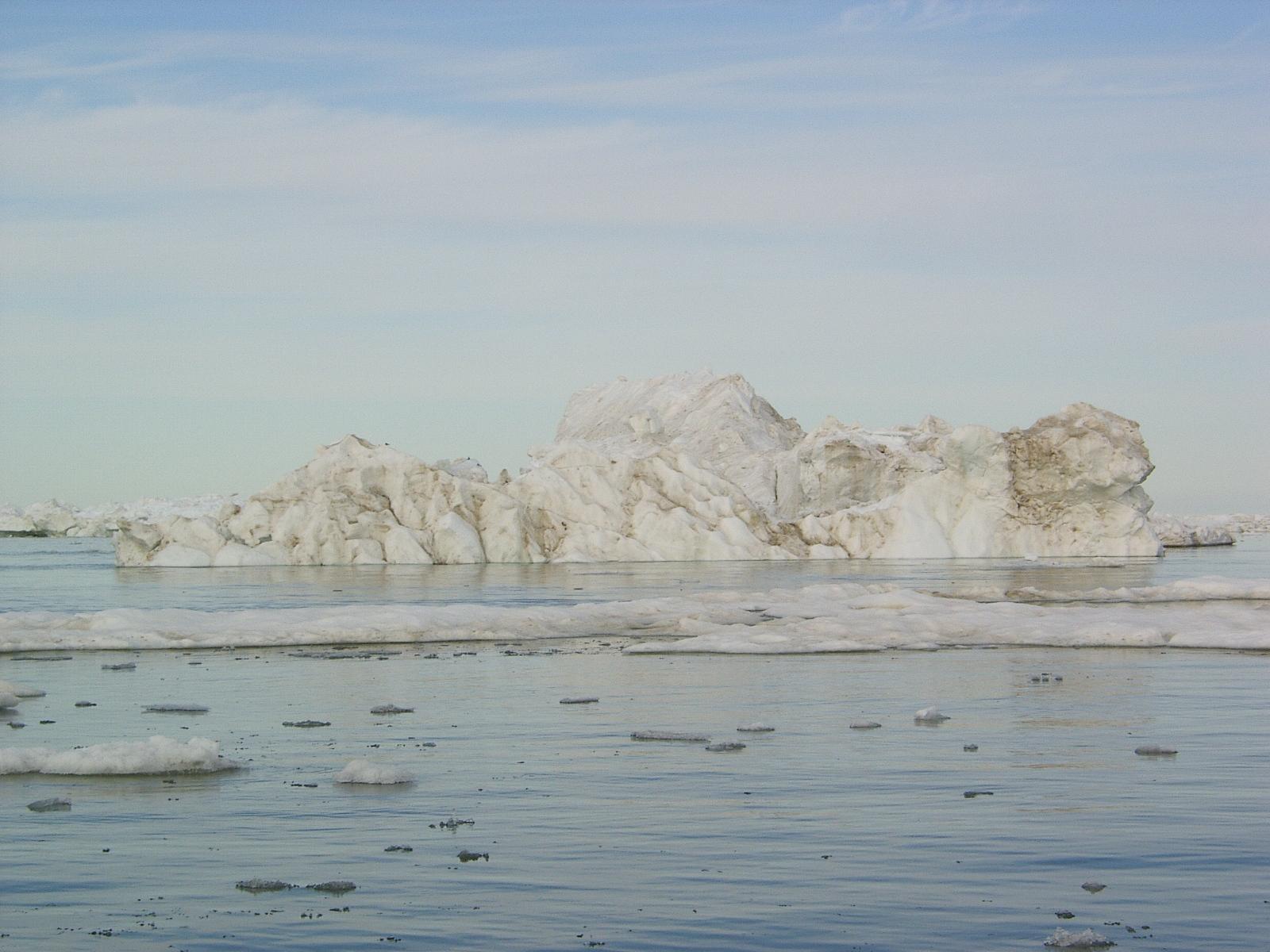 Iceberg 3 by Arctic-Stock