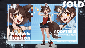 [CLOSED] ADOPTABLE AUCTION #01 [CLOSED] by Rolleta