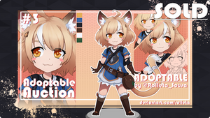 [CLOSED] ADOPTABLE AUCTION #03 [CLOSED] by Rolleta