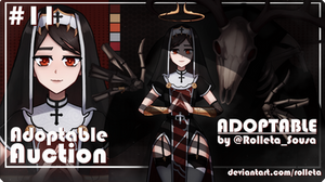 [OPEN] ADOPTABLE AUCTION #11 [OPEN] by Rolleta