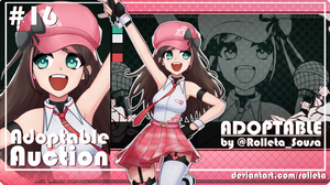[OPEN] ADOPTABLE AUCTION #16 [OPEN] by Rolleta