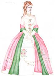 Empress Sissi paperdoll by maya40