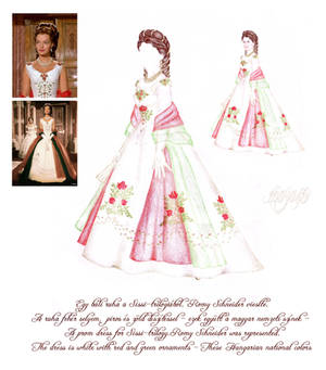 Melinda's secret wardrobe - Sissi-Romy