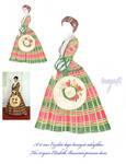 Vanda's Secret Wardrobe - Princess Elisabeth dress