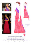Melinda's Secret Wardrobe - Princess Diana gown
