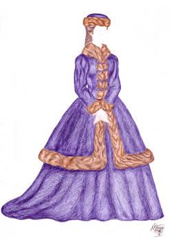 Empress Elisabeth dress