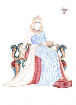 Delphine Secret Wardrobe - Mission Cleopatra