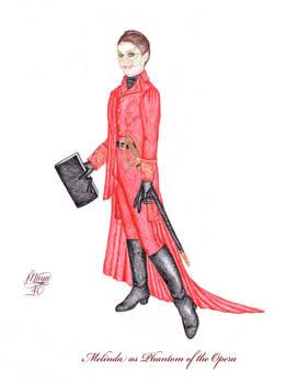 Melinda's secret Wardrobe - Phantom of the Opera