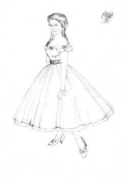 Melinda's secret Wardrobe - Rockabilly Belle